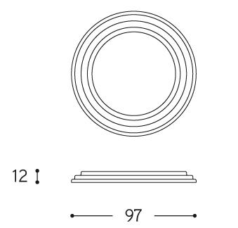 Cornice Ondulata OND10 (attach1 6263)