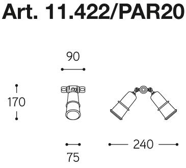 Civeta 11.422/PAR20 (attach1 4754)
