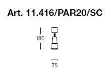 Civeta 11.416/PAR20/SC (attach1 6509)