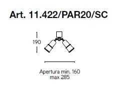 Civeta 11.422/PAR20/SC (attach1 6512)
