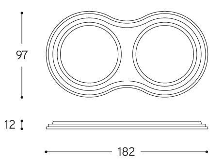 Cornice Ondulata OND14 (attach1 6275)